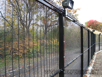High Security Fence 358 Security Fence Anti Climb Security
