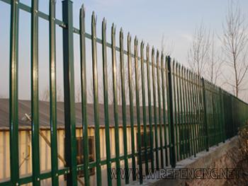 Palisade Fence Euro Fence Palisade Fence Supplier Palisade
